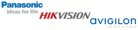 All brands of CCTV installations in East London